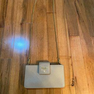 Prada phone holder/clutch